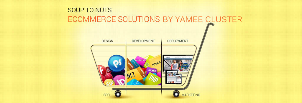 Ecommerce in YameeCluster